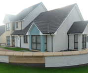 High quality house build projects at St Michael Wynd